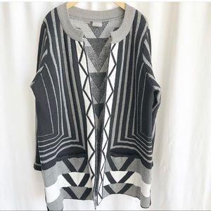 Vero Moda open front sweater